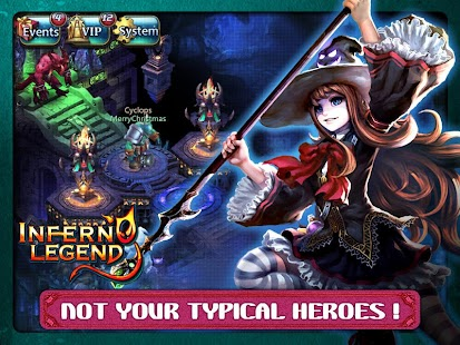 Inferno Legend OL- screenshot thumbnail