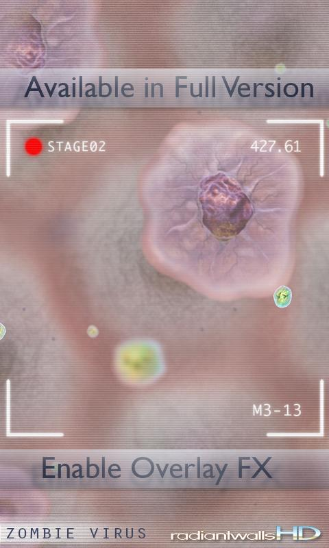 Zombie Virus Free - screenshot