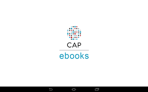 CAP ebooks- screenshot thumbnail