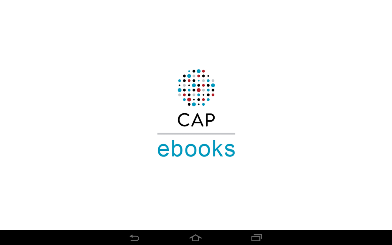 CAP ebooks- screenshot