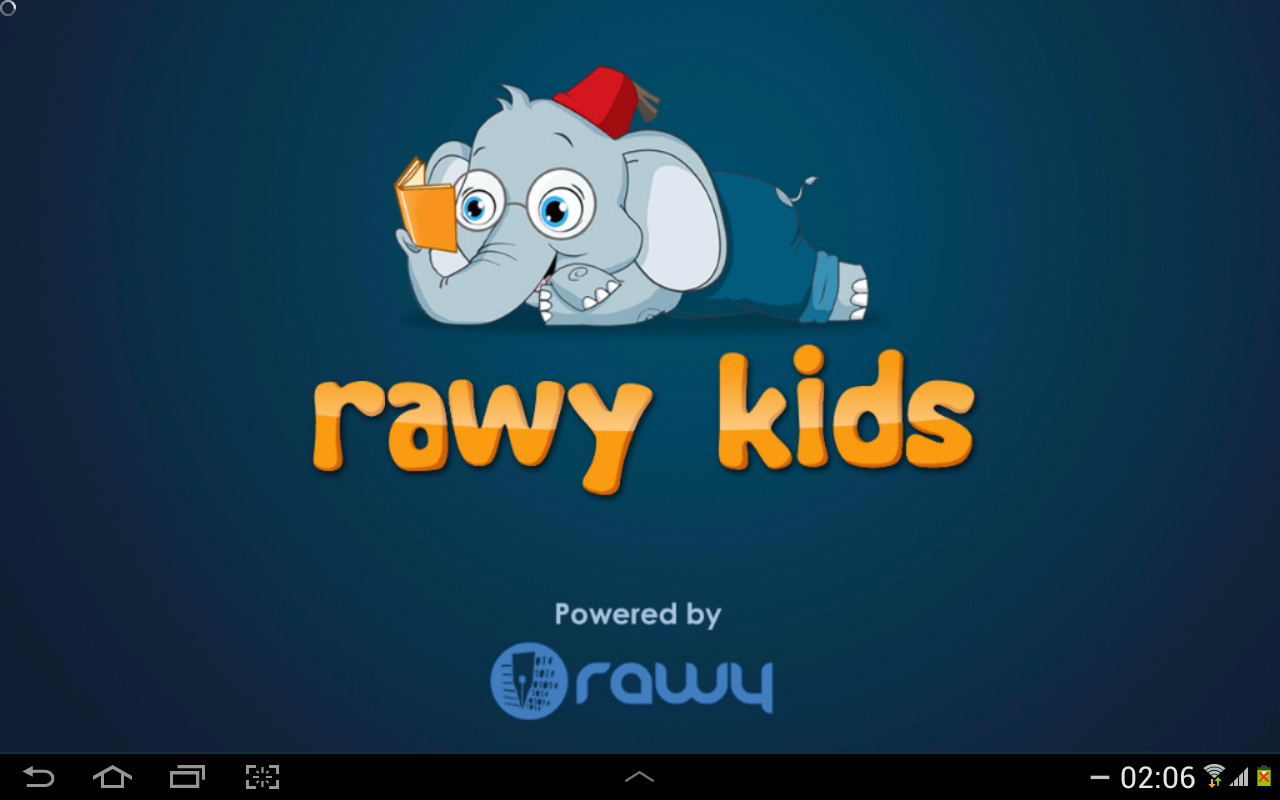 Rawy Kids- screenshot