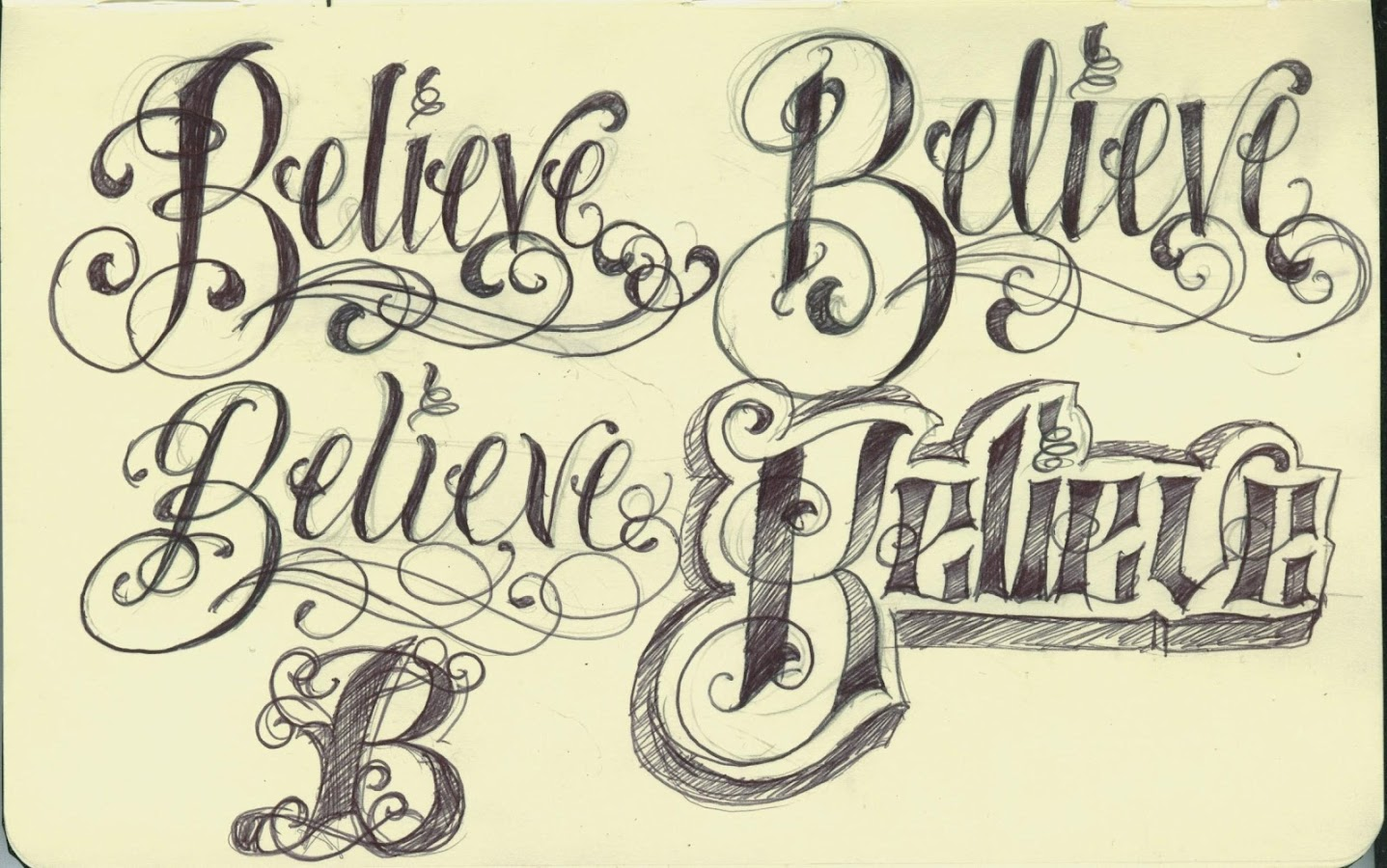 Tattoo lettering android apps auf google play for Girly font tattoo
