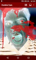 Screenshot of Zombie Cam
