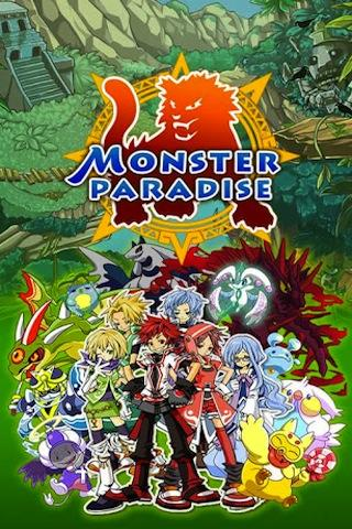 Monster Paradise - RPG - screenshot