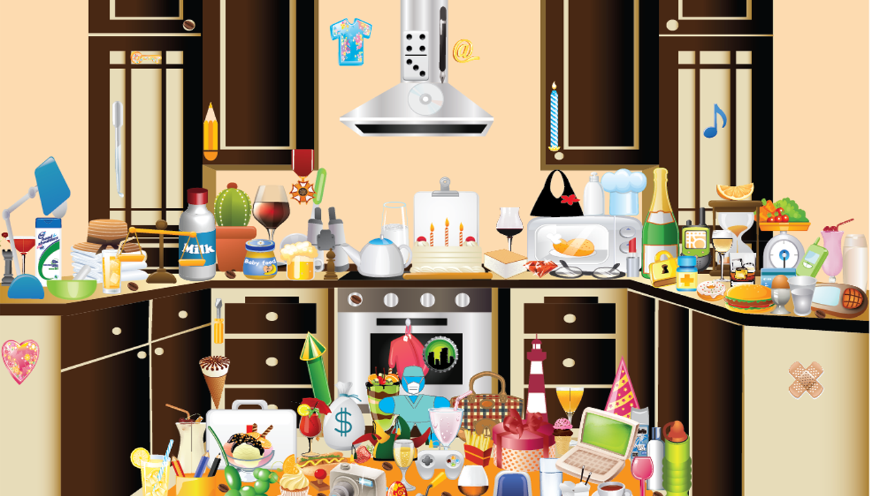 Kids Bedroom Hidden Object hidden objects in kitchen game - android apps on google play