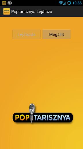 【免費音樂App】Poptarisznya Rádió-APP點子