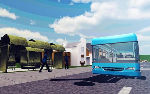 公交車駕駛模擬遊戲