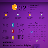 Anodized 2 Theme ssLauncher OR