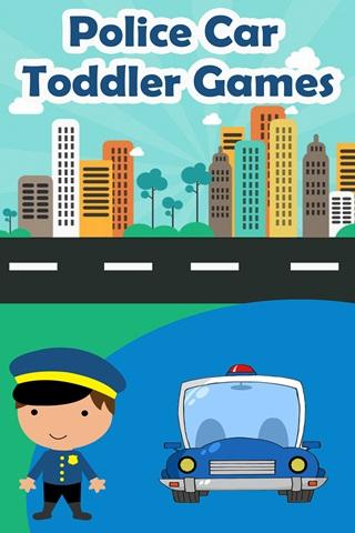 Police Car Toddler Games Free