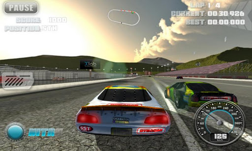 N.O.S. Car Speedrace v1.22 apk