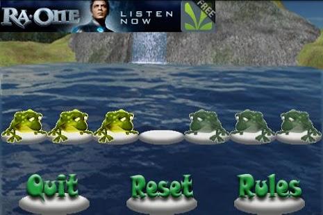 Frog Jump- screenshot thumbnail