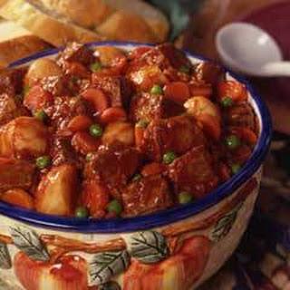 15-minute Beef Stew.