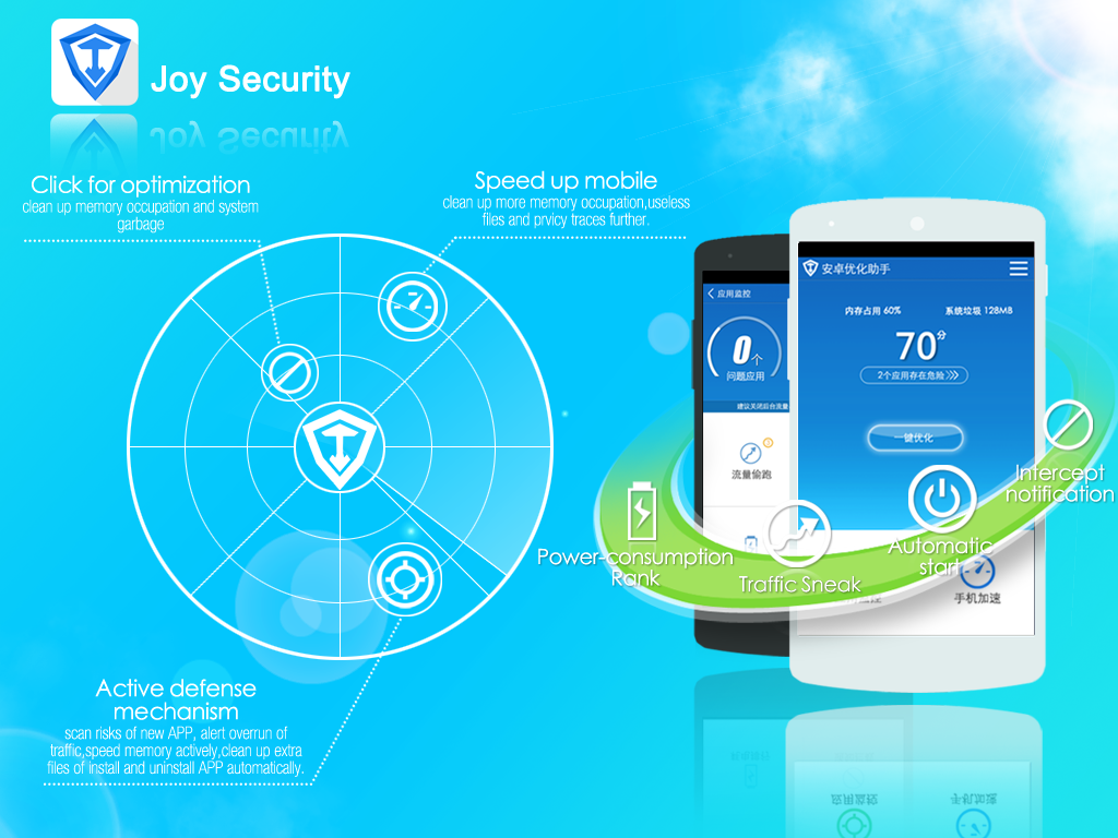 Joy Security- screenshot