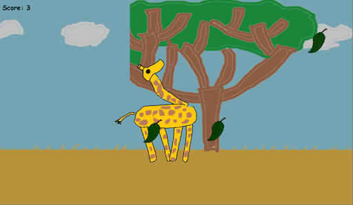 Floppy Giraffe