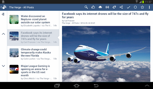 Inoreader - RSS & News Reader Screenshot 22