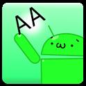 AAroid(アスキーアート管理、編集ツール) icon
