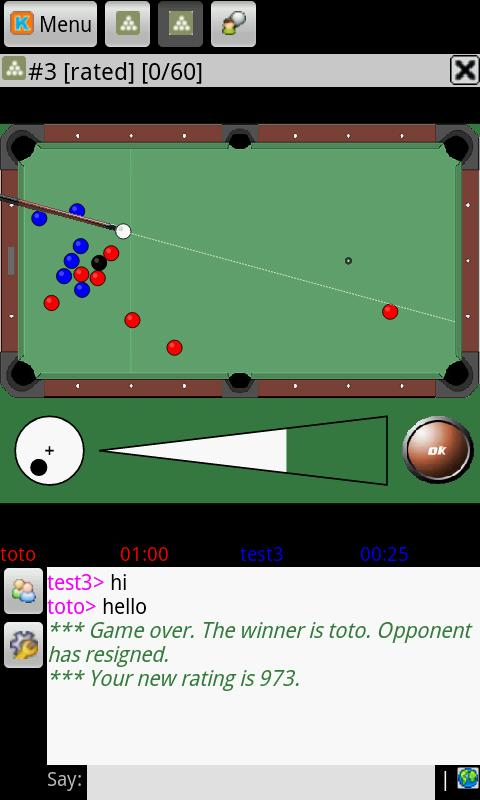 POOL ONLINE FREE - screenshot