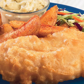 English Fish 'n Chips.