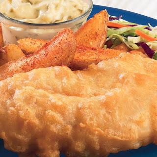 English Fish 'n Chips.