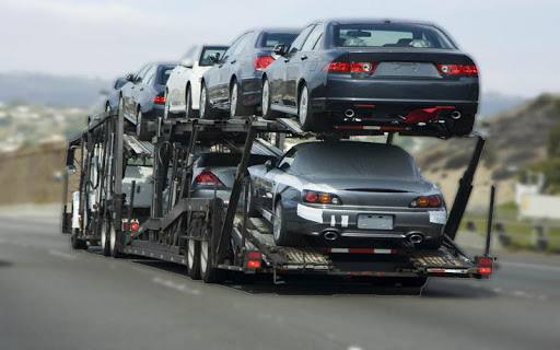Car Transport Truck Wallpaper