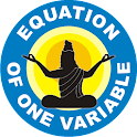Vedic Maths Equations Solving logo