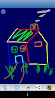 Screenshot of Kids Paint - Kids Doodle Draw