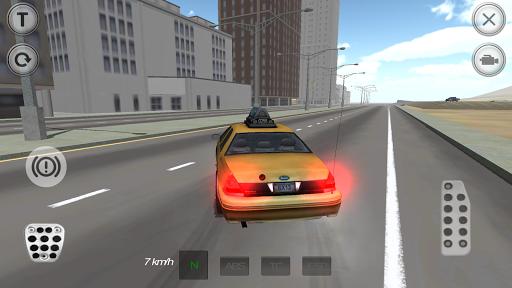 Taxi Driver Simulator