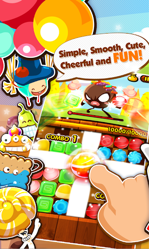 Candy Picnic Puzzle RPG