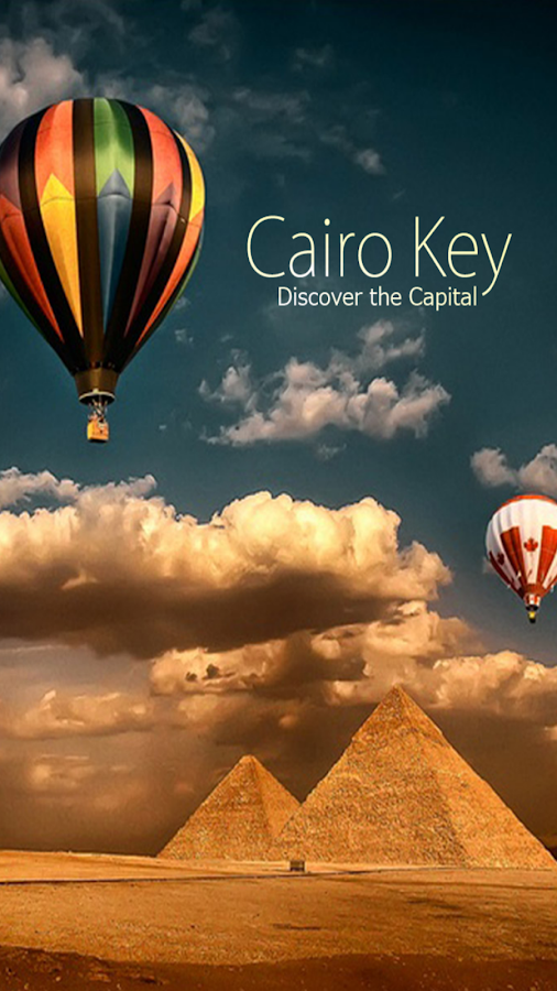 Cairo Key - screenshot