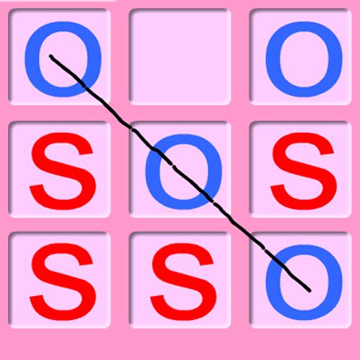 SOS oyunu LOGO-APP點子