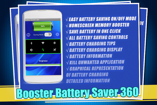 Booster Battery Saver 360