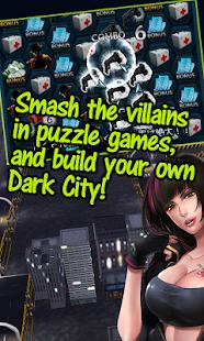Dark Puzzle City-puzzle games