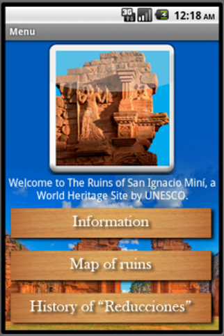 Guide of San Ignacio Mini - screenshot