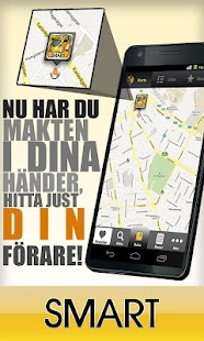 Taxi Smart - Stockholm - screenshot thumbnail