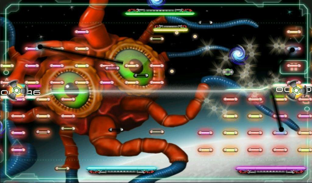 BattleBallz Chaos- screenshot