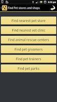 Screenshot of Pet Manager - Pet Pal