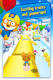 Pororo Penguin Run Screenshot 2