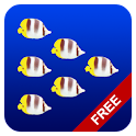 Fish swarm Live Wallpaper FREE logo