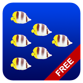 Fish swarm Live Wallpaper FREE