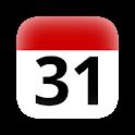 AR Holidays Calendar Widget