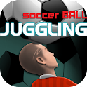 Soccer Ball Juggling Game icon