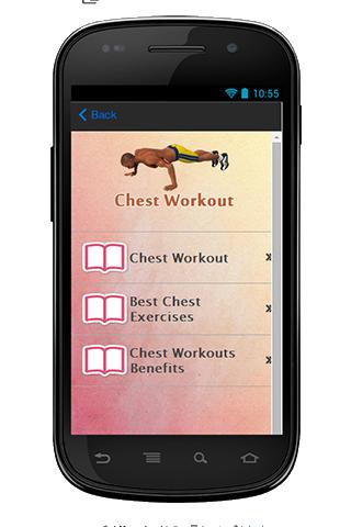 健康必備APP下載 Chest Workout Exercise 好玩app不花錢 綠色工廠好玩App