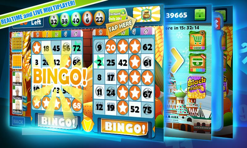 Bingo Fever - Free Bingo Game - screenshot