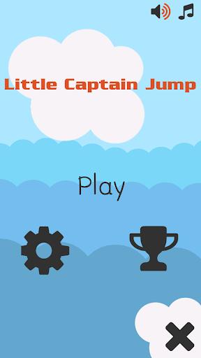 Little Captain Aim Jump