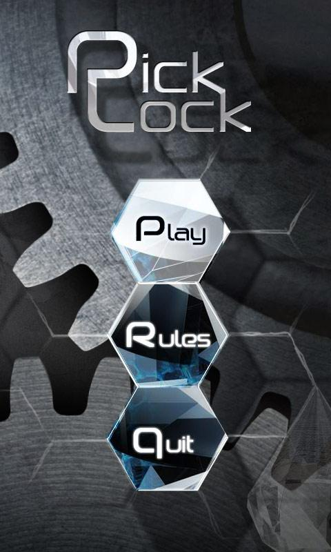 Pick Lock FREE- screenshot