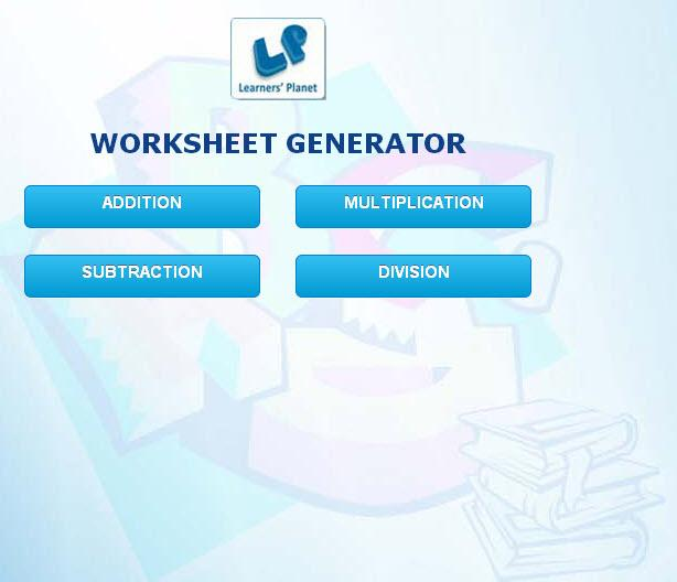 Math Worksheet Generator Android Apps on Google Play – Math Worksheet Generator