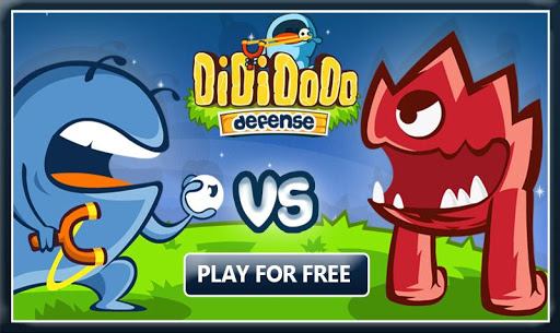Dididodo Defense: Cool Games