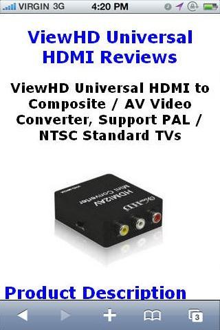 Universal VDO Converter Review