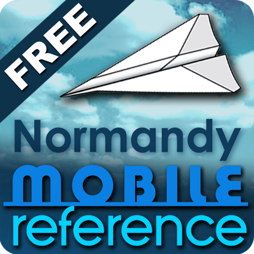 Normandy - FREE Guide & Map 旅遊 LOGO-阿達玩APP