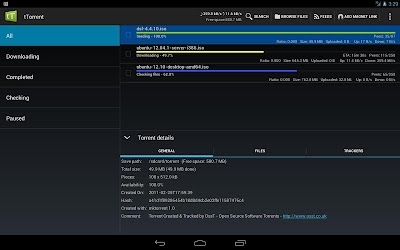 Android tTorrent Pro Torrent Client 1.1.2.1 apk » post image